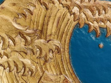 Kenyu Mitsuhashi – Hommage à Hokusai