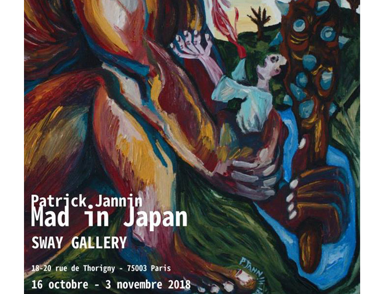 (En cours) MAD IN JAPAN – Patrick Jannin