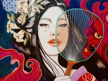 Nouvelle Bijin-Ga Vague de Vanessa Milito-Rodriguez