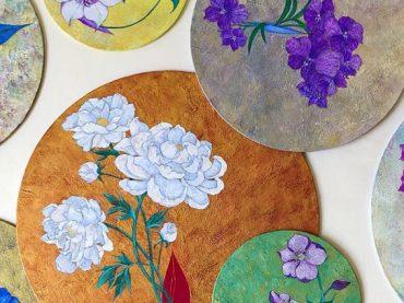 Abemiho – La lune devient pleine, puis les fleurs éclosent