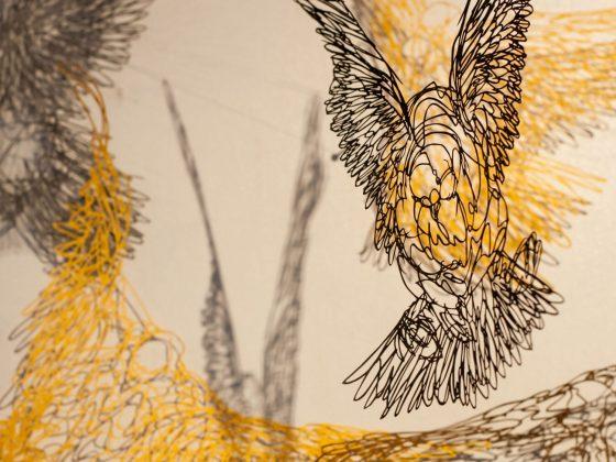 Yusuke Shimomura – L'art technique japonais du papier découpé