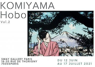 """Komiyama Hobo Vol.2- L'art de Kirié """"Papier découpé"""""""